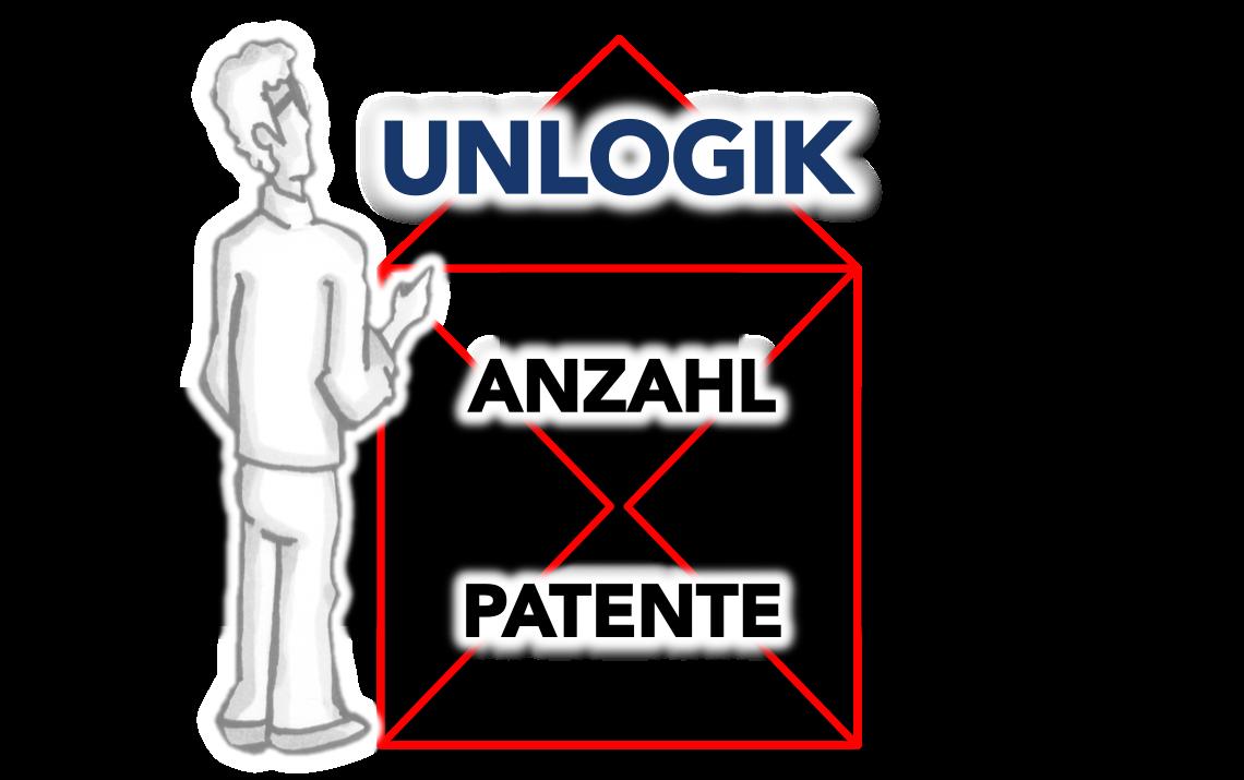 Patentstrategien überwinden Widersprüche